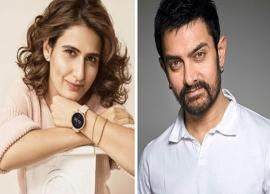 VIDEO- Fatima Sana Shaikh finally addresses link up rumours with Aamir Khan