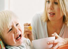 5 Ways To Solve Feeding Problems Among Children