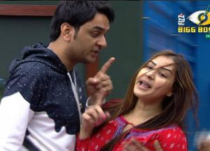 #BB 11- Day 5 Vikas and Shilpa Drama Still Continues