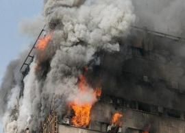 Major Fire Breaks Out at Hotel in South Mumbai