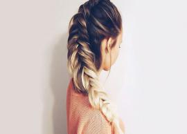 Easy Steps To Get Perfect Fishtail Braid at Home