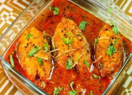 Recipe - Enjoy Weekend With Fish Salan
