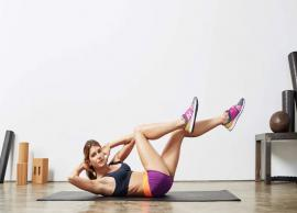 5 Exercises To Get Fit Core