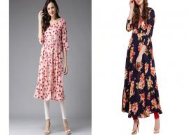 5 Types of Floral Kurtas You Can Try in Summers