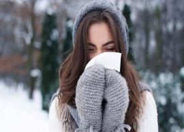 5 Foods To Help You Fight Cold