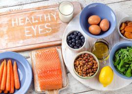 5 Food To Help You Keep Eyes Healthy