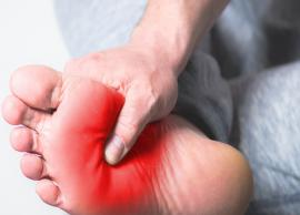 5 Home Remedies To Help You Get Relief From Foot Pain