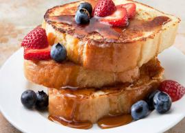 Recipe- Delicious and Freezable French Toast