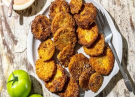 Recipe- How To Make Fried Green Tomatoes