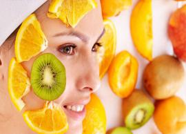 5 Home Made Fruit Facial Packs To Get Glowing Skin