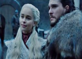 VIDEO- 'Game of Thrones' Season 8 FIRST footage revealed at Golden Globes 2019