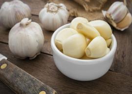 5 Health Benefits of Eating Raw Garlic Daily