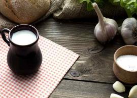 5 Health Benefits of Drinking Garlic Milk