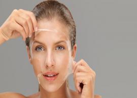 10 DIY Face Pack Using Gelatin at Home