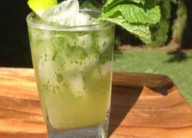 Recipe- Ginger Beer Mojito are Perfect For Summers