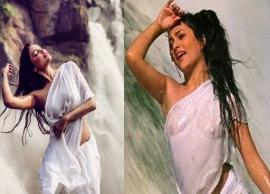 HOT PICS- EX Bigg Boss Contestant Latest Pics Will Remind You of Mandakini From Ram Teri Ganga Maili-Photo Gallery