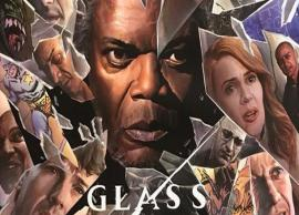 VIDEO- 'Glass' trailer is all about supernatural power