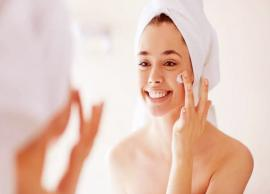 Some Effective Ways To Get Healthy and Glowing Skin