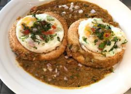 Recipe- Goa Favorite Street Food Goan Ros Omelette