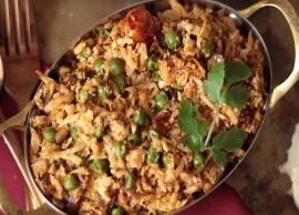 Recipe- Gobhi Matar ka Keem is a Delicious Side Dish
