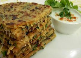 Recipe - Know How To Make Yummy Cabbage Paratha
