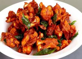 Recipe- Gobi 65 is Perfect For Your Tea Time Snack