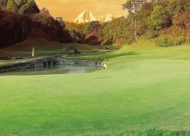 5 Places For Luxury Golf Vacation in India