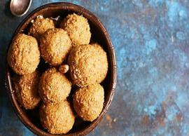 Recipe- Stay Healthy in Winters With Gond ke Laddu