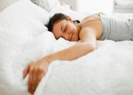 5 Ways To Help You Have Good Sleep
