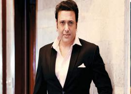 Govinda attends tribals' convention in Madhya Pradesh to promote his upcoming films