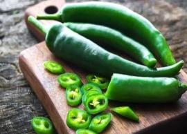 8 Amazing Health Benefits of Green Chillies You Should Know