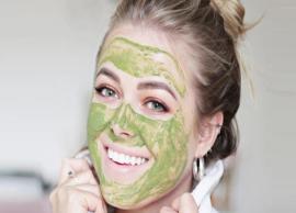 9 Beauty Benefits of Applying Green Tea Face Mask