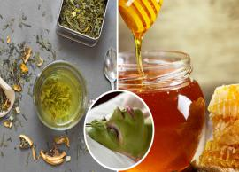7 Green Tea and Honey Face Masks For Multiple Skin Benefits