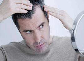 5 Home Remedies To Stop Hair From Greying