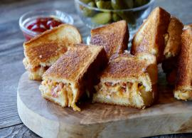 Recipe- Delicious Grilled Cheese Sandwich