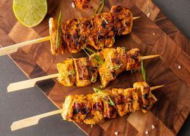 Recipe- Grilled Sambal Chicken Skewers