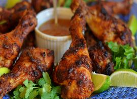 Recipe- Grilled Chicken in Tandoor