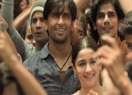 Ranveer Singh in a rustic avatar exploring the rap world in Gully Boy Trailer