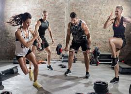 5 Health Benefits of High Intensity Interval Training