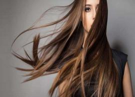 9 Things To Help You Get Long, Strong and Healthy Hair