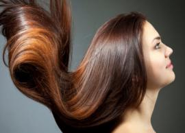 7 Home Remedies To Get You Shiny and Smooth Hair