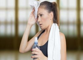 3 Tips To Help You Prevent Hair Damage From Sweating
