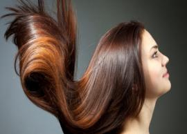 Couple Of Ways To Detox Your Hair at Home