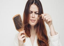 Quick and Effective Home Remedies To Help You Prevent Hair Fall