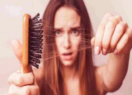 Effective Home Remedies To Stop Hair Fall
