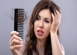 5 Major Causes of Excess Hair Fall