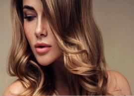 6 Ways To Use Banana and Egg To Get Shiny Hair
