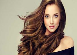 8 Tips To Get Voluminous Hair
