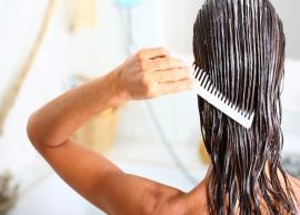 5 Remedies To Condition Your Hair Quickly