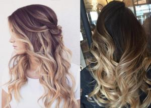 Easiest Way to Ombre Hair at Home